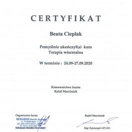 mgr Beata Cieplak