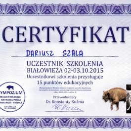 Lek. Dariusz Szala